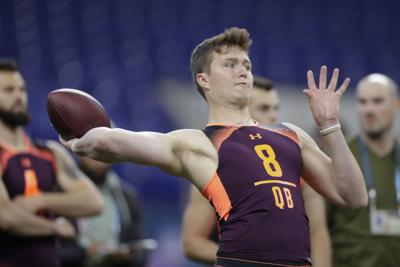 Drew Lock s secret to success at NFL scouting combine was showing up ... 324d67368