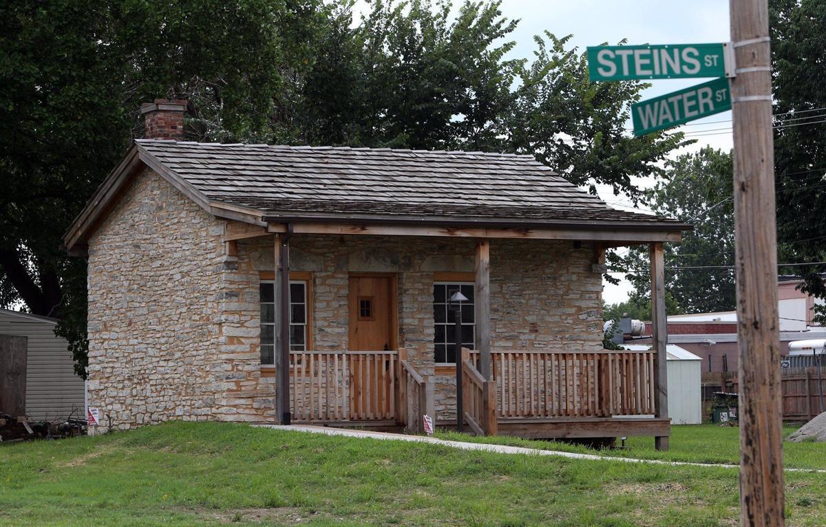 Dorsey family preserves 19th-century stone house