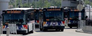 St. Louis sopir bus meninggal setelah tertular COVID-19