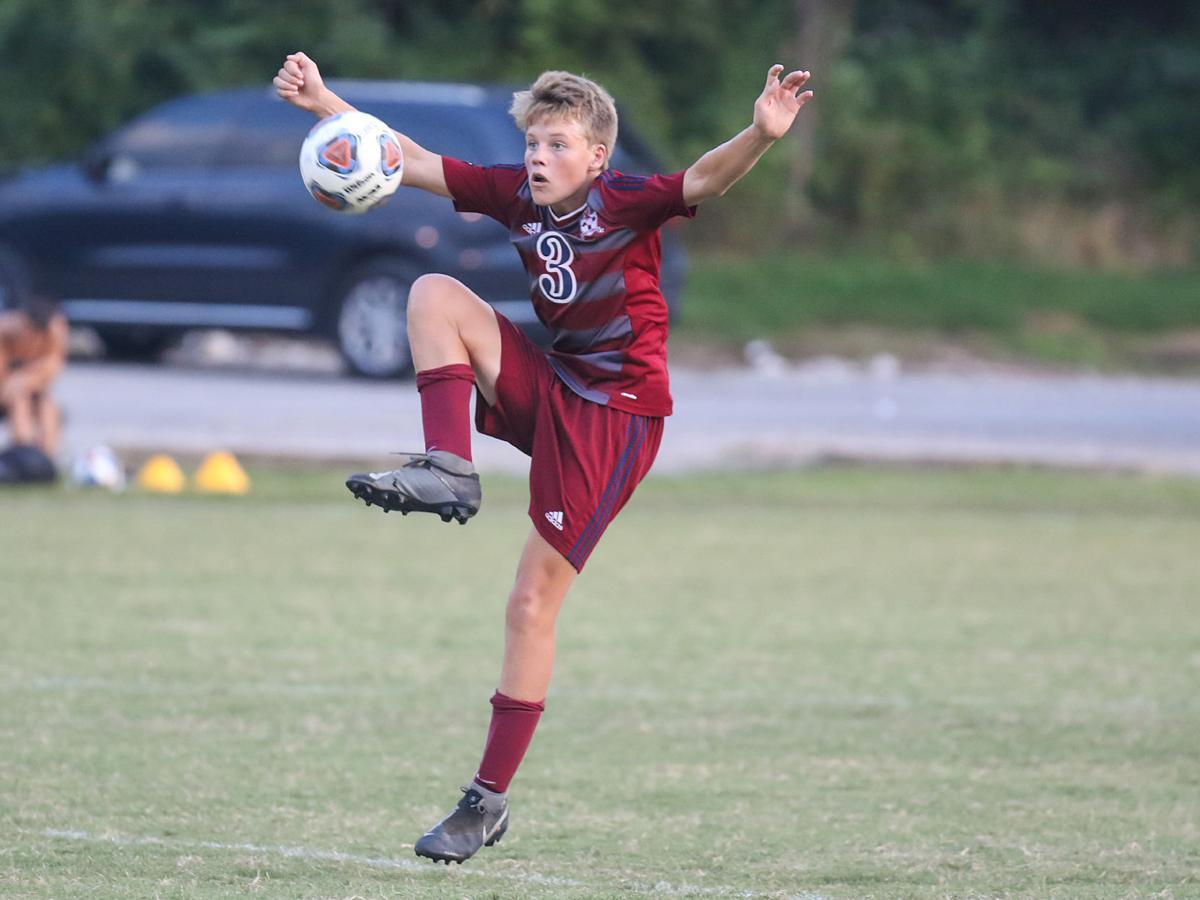 Gibault vs. Gateway Legacy Christian soccer