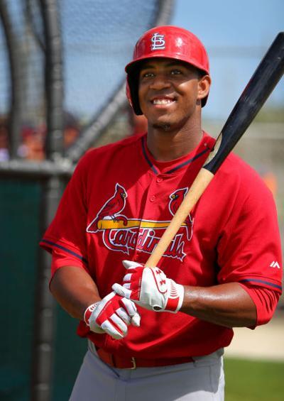 St. Louis Cardinals spring training Taveras
