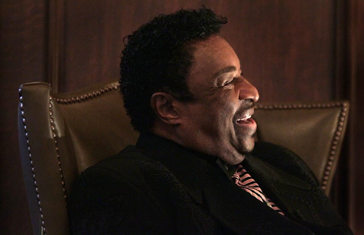 Temptations singer Dennis Edwards was abused before his