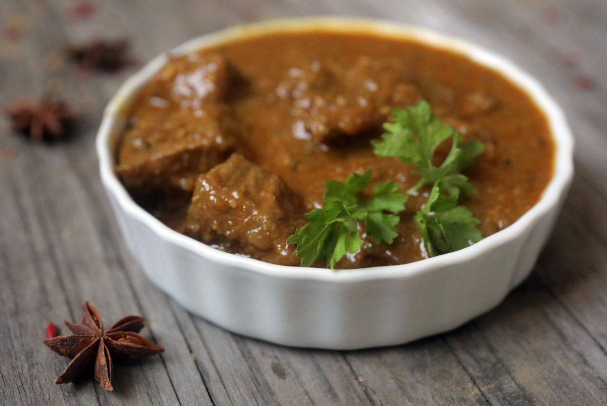 Recipe lamb in an almond sauce recipes stltoday indian food forumfinder Gallery