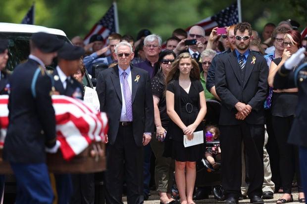Army Spc. Matthew H. Walker funeral