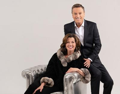 Amy Grant and Michael W. Smith