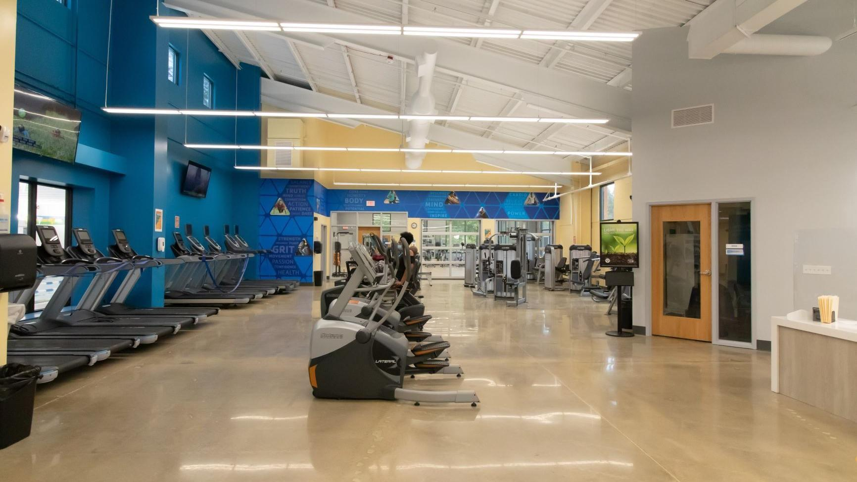 KAI Design completed work on renovated Bayer YMCA