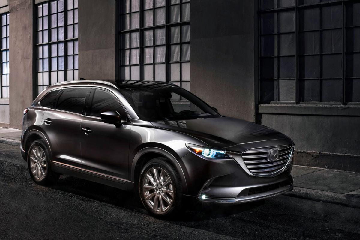 Cx 9 Employs A Turbo Four Cylinder To Deliver An Epa Rating Of  Hwy 24 Combined In Front Drivers  With All Wheel Drive
