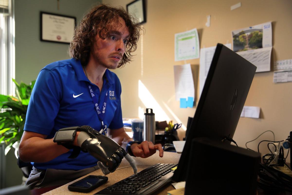 Chimp attack survivor starts new trauma care program at SLU