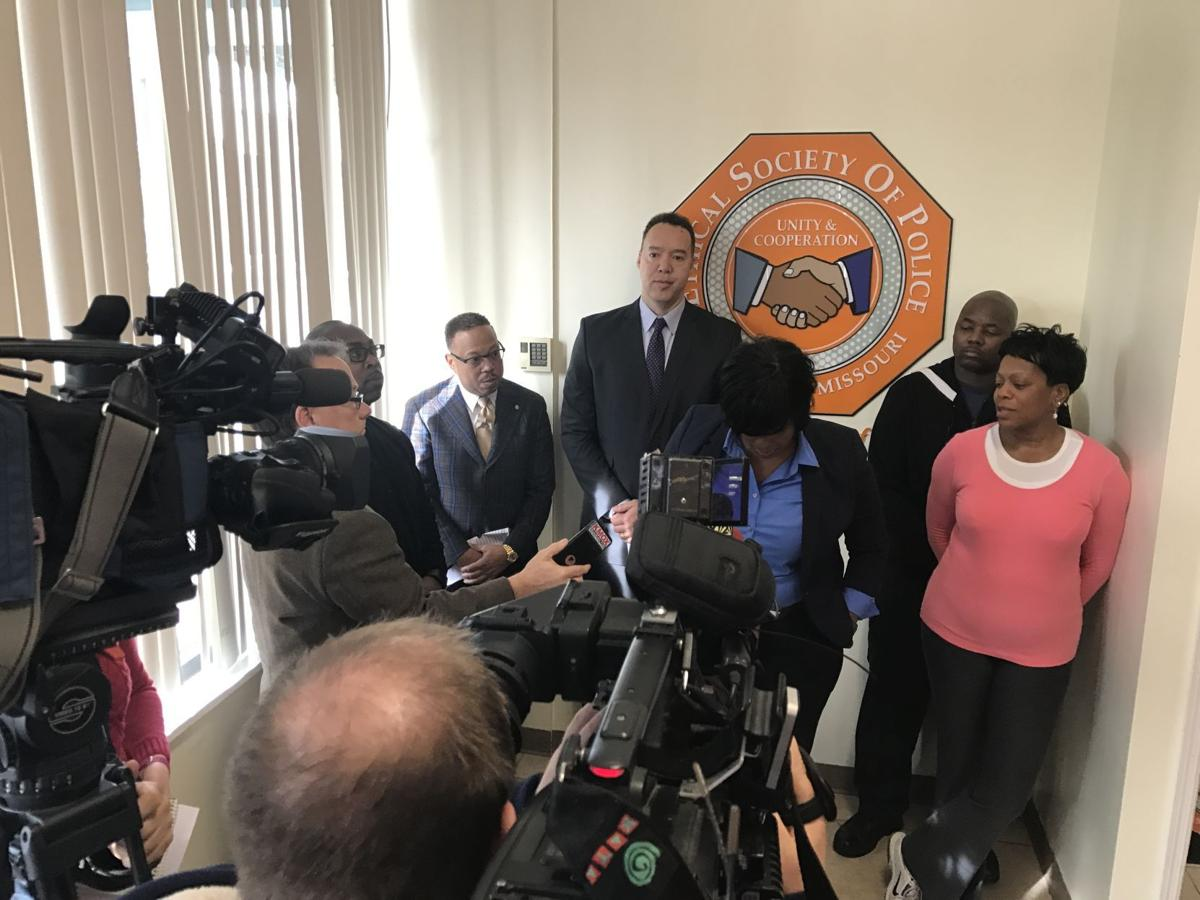 Ethical Society of Police press conference