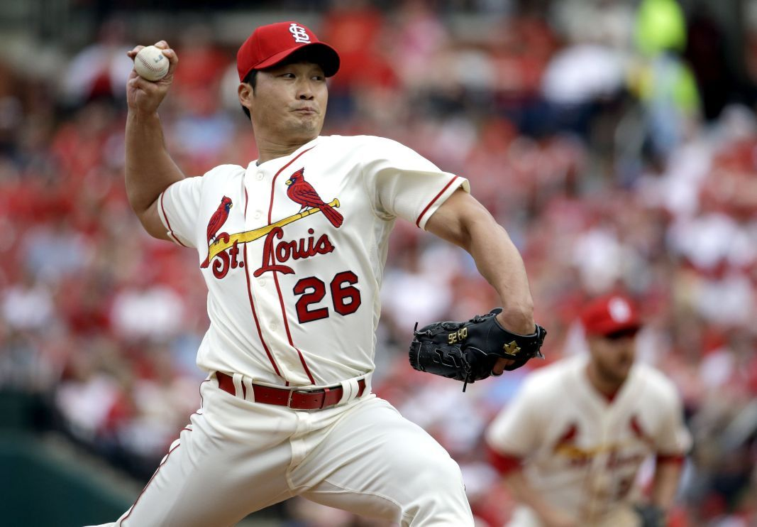 Cardinals Notes Oh Is Ascending In Bullpen St Louis