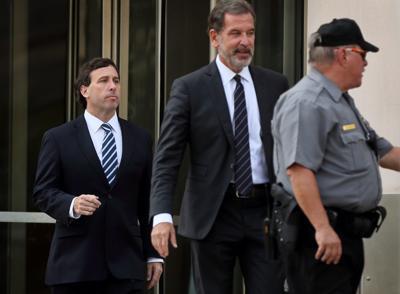 Steve Stenger sentenced to 46 months of prison