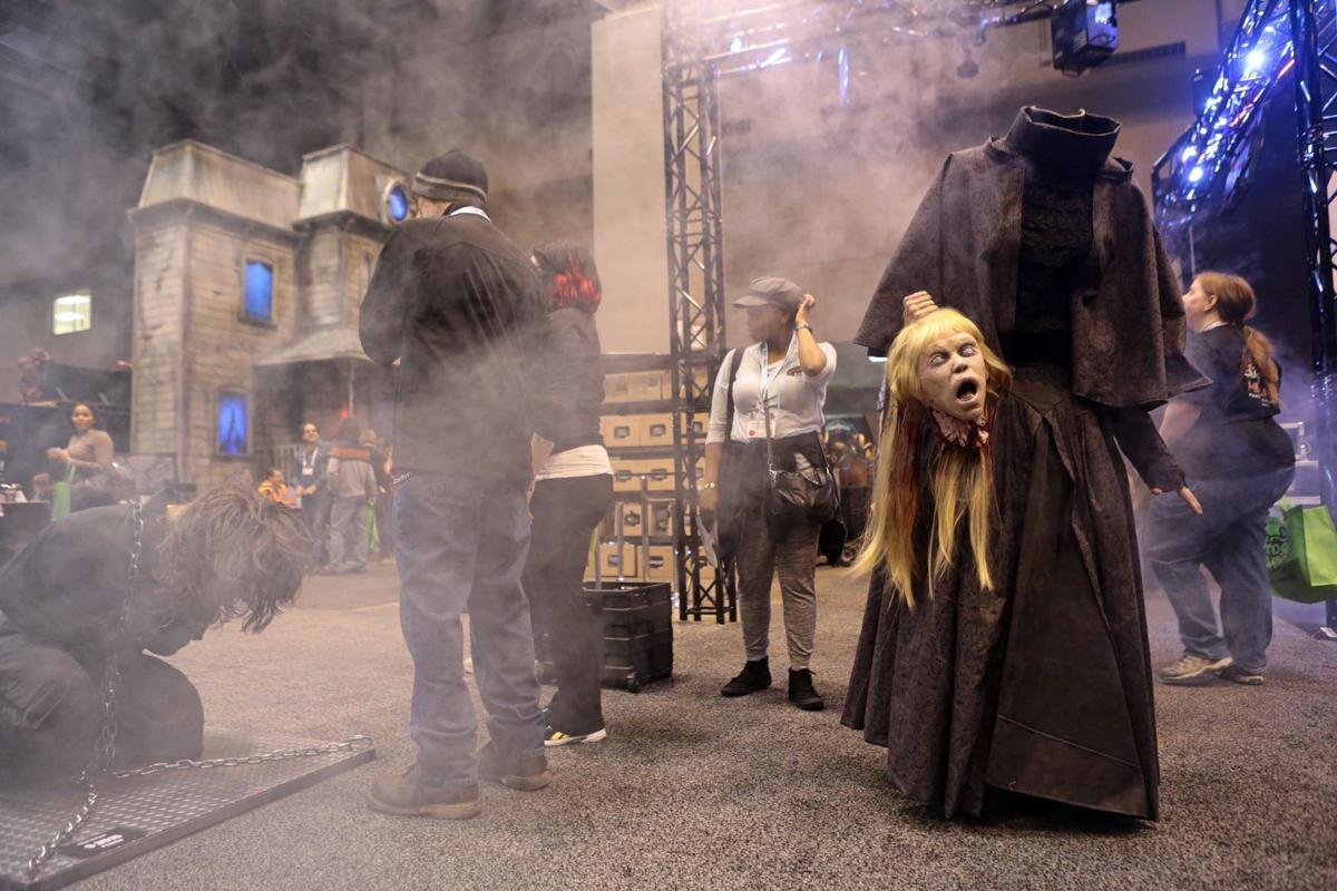 Transworld Halloween 2020 Masks Companies Haunts galore: Halloween buffs take over downtown St. Louis