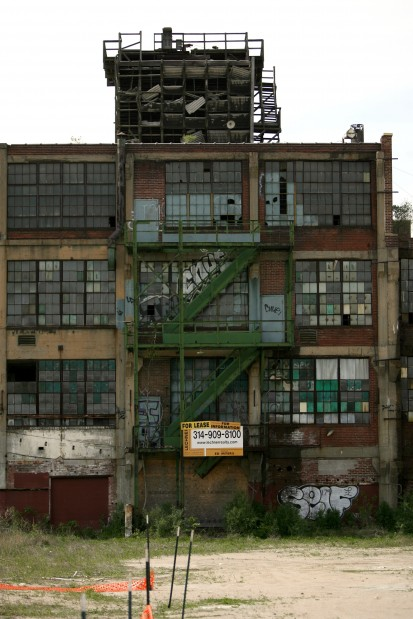 Eyesore in St  Louis will be tough cleanup task | Business
