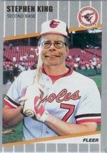 edeeb1857 Stephen King 'baseball card' | | stltoday.com