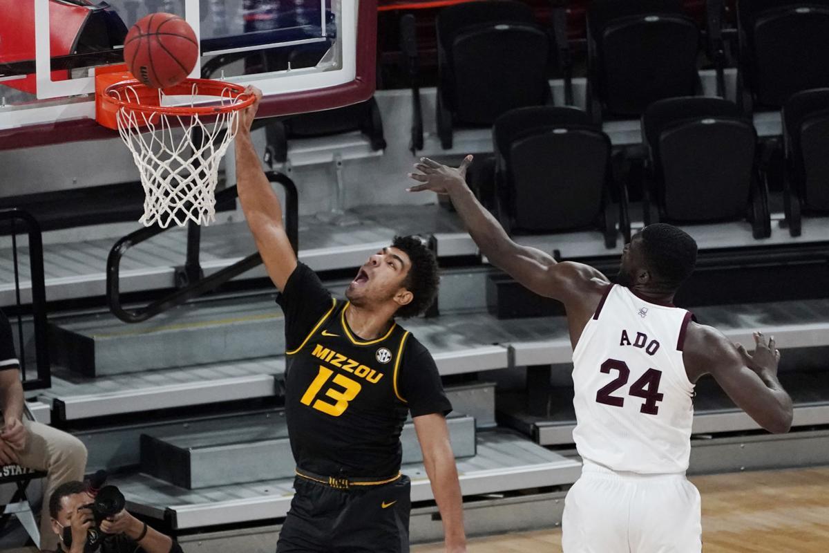 Missouri Mississippi St Basketball