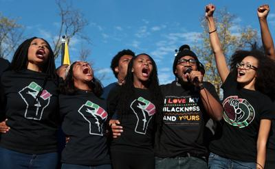 Jonathan Butler ends hunger strike, UM system president resigns