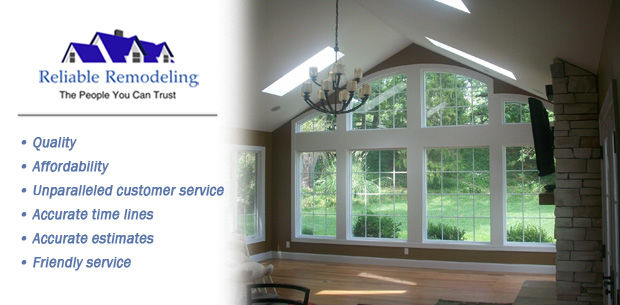Reliable Remodeling Reliable Remodeling Remodeling High Ridge - Reliable remodeling