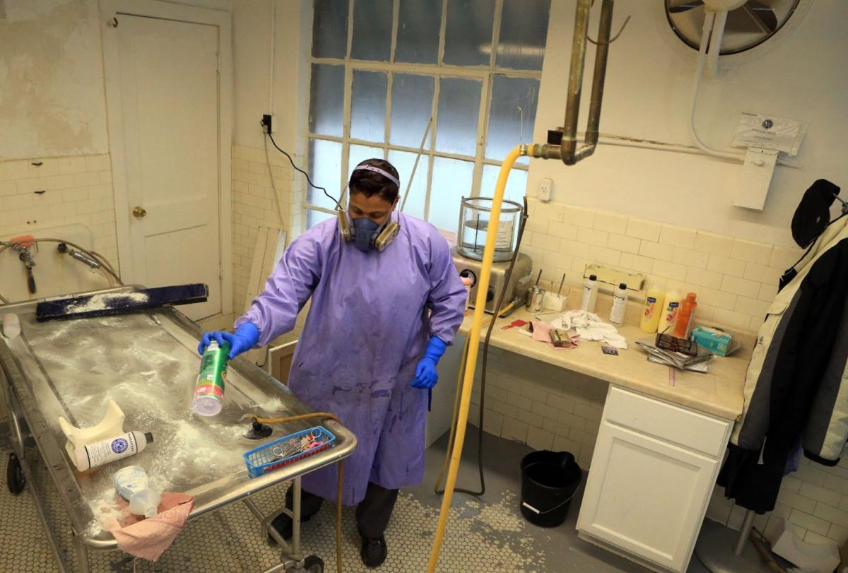 Mortician seizes changing demographics