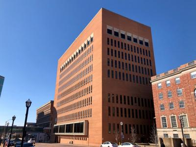 St. Louis County Administration Building          rwk