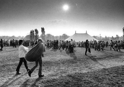 Mississippi River Music Festival -1971