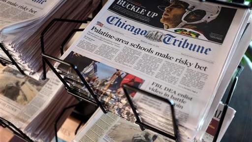 Hedge fund Alden offers to buy Tribune, valuing it at $521 million