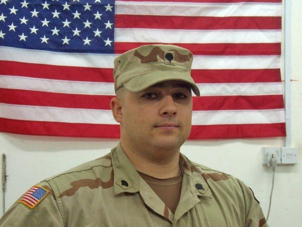Staff Sgt. Joshua Melton