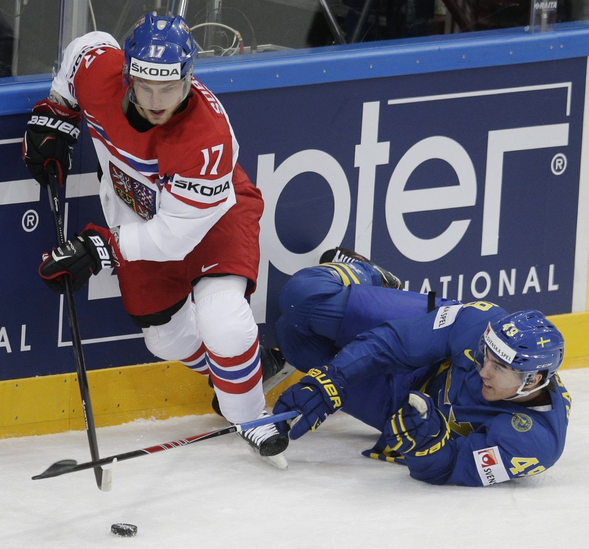 Czech Republic Hockey Worlds