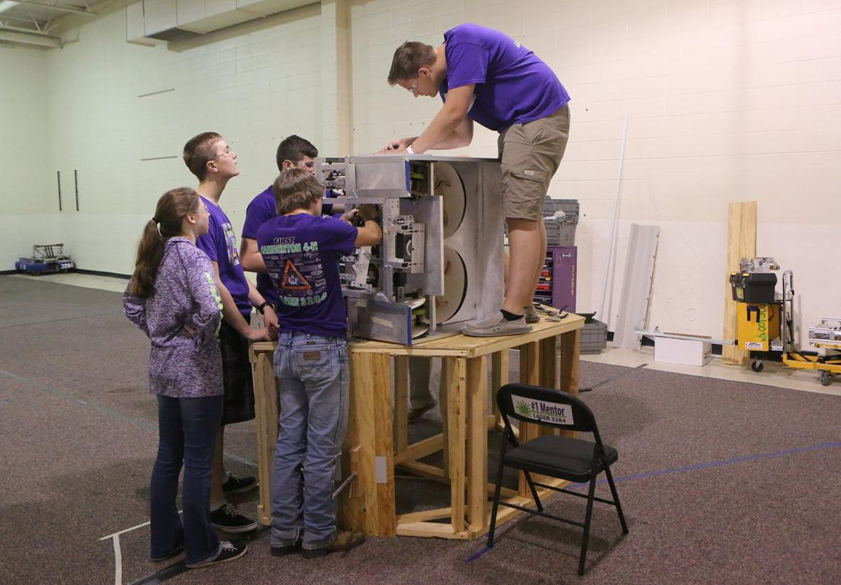Tiny Camdenton is home to one of Missouri's best high school