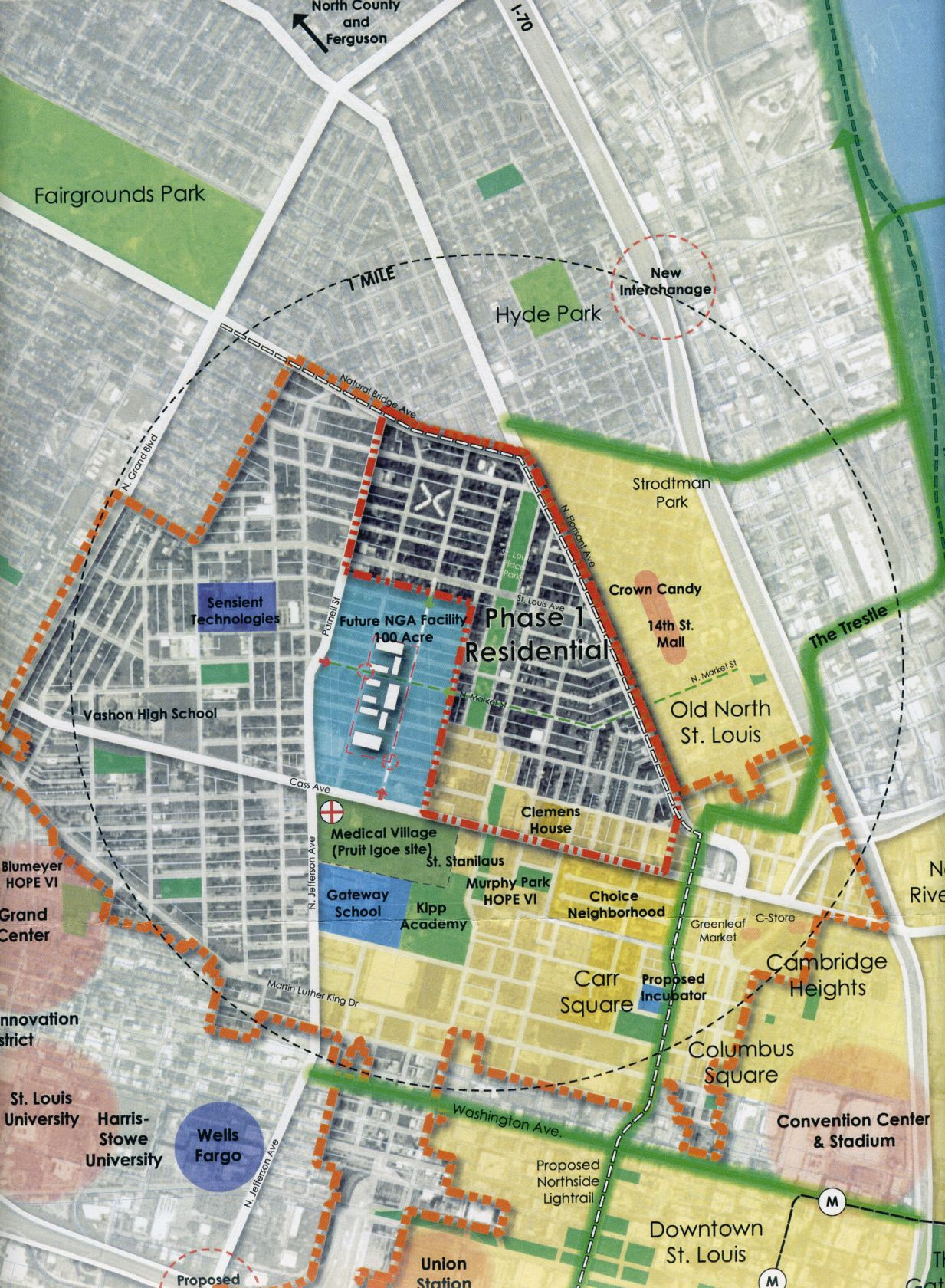 McKee plans 500unit housing project near NGA site Political Fix