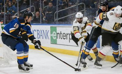 Blues Playoff Situation Six Games To Go And Oh So Close Morning