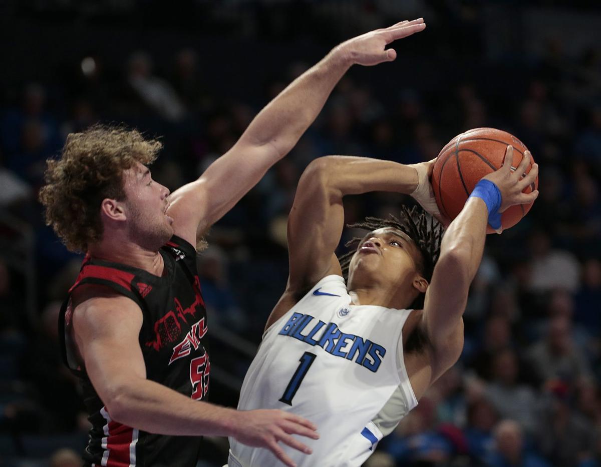Photos: SLU wins big over Eastern Washington