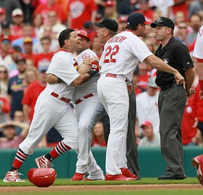 Cardinals v San Francisco Giants