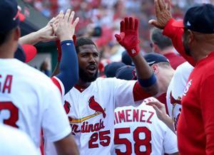 Bahagia Kembali: Kembali pada leadoff, kembali pada bulan oktober, Fowler bangkit kembali menyegarkan Kardinal