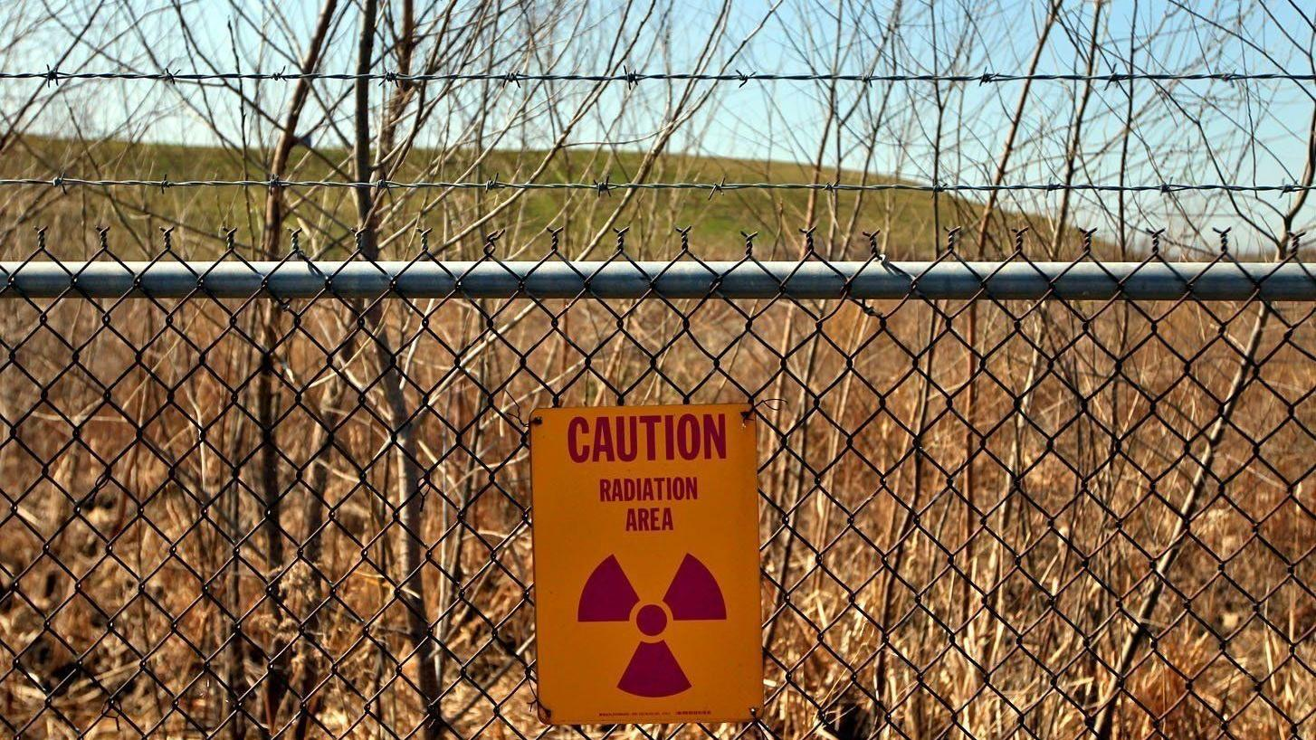 St. Louis area residents sue over radioactive material storage sites