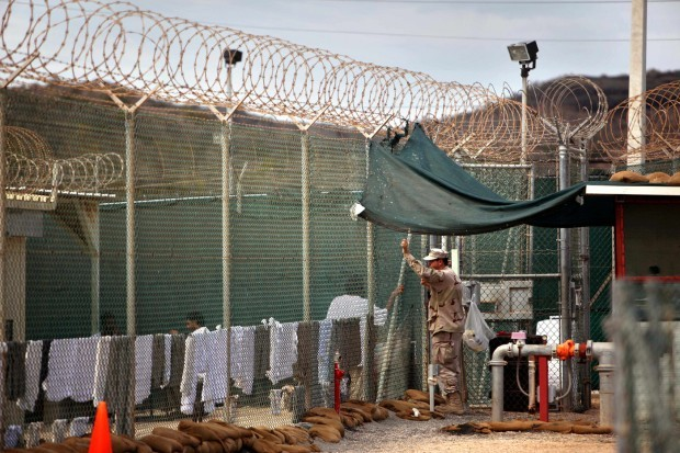 U.S. Naval Base in Guantanamo Bay, Cuba
