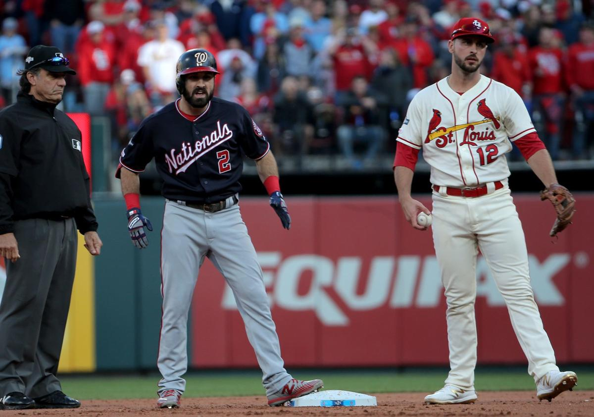 Photos: Cardinals looking for NLCS Game 2 win