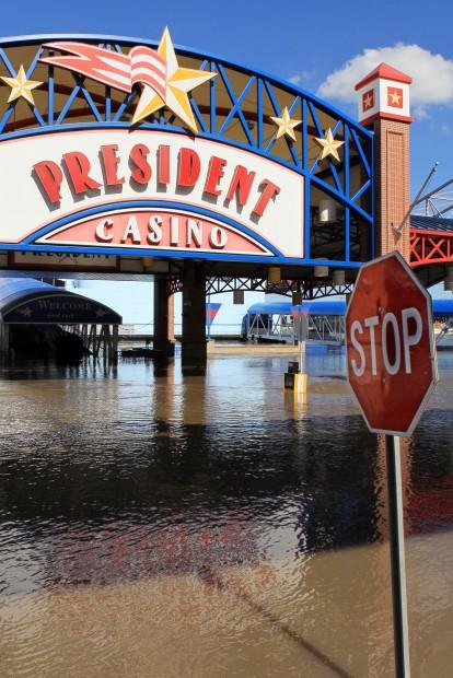 Casino president new cherokee casino