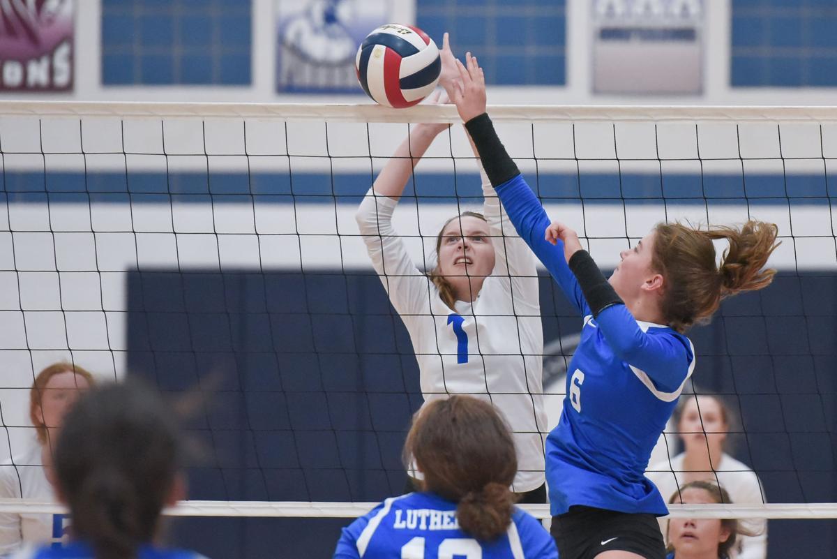9/11/19 - Girls Volleyball - LSC at Duchesne
