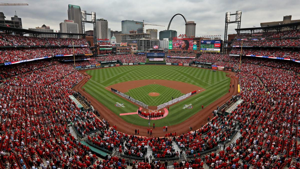 St. Louis Cardinals Opening Day 2019