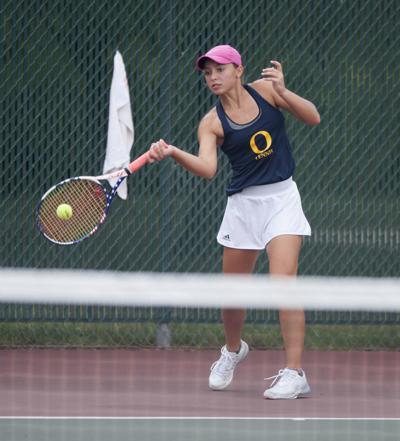 Illinois girls tennis area state qualifiers