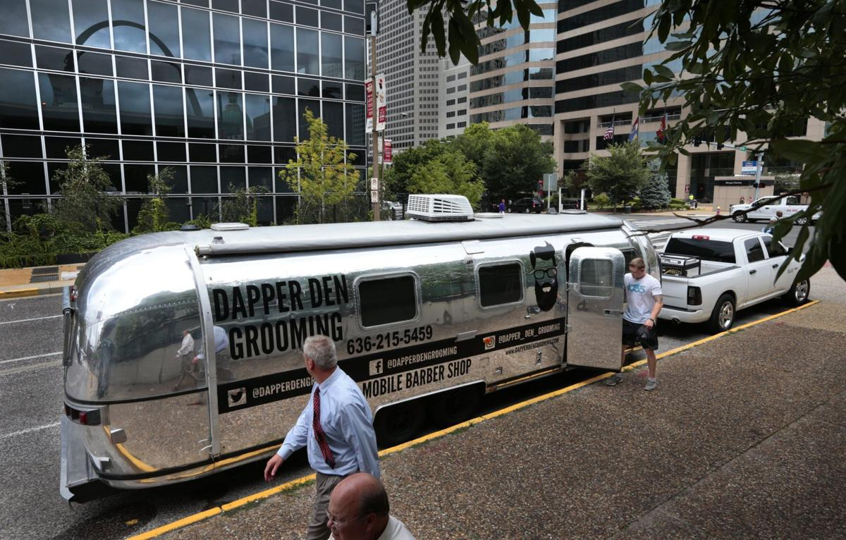 Dapper Den Grooming rolls into downtown