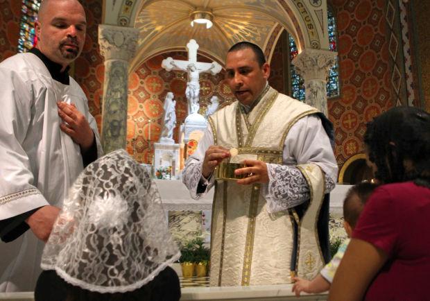 Roman catholic and hispanic and latino