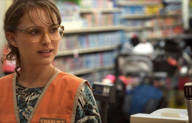 Natalie Portman stars as Nicole in 'Hesher.'