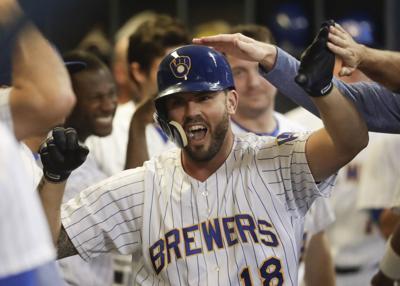 Brewers-Free Agency Baseball
