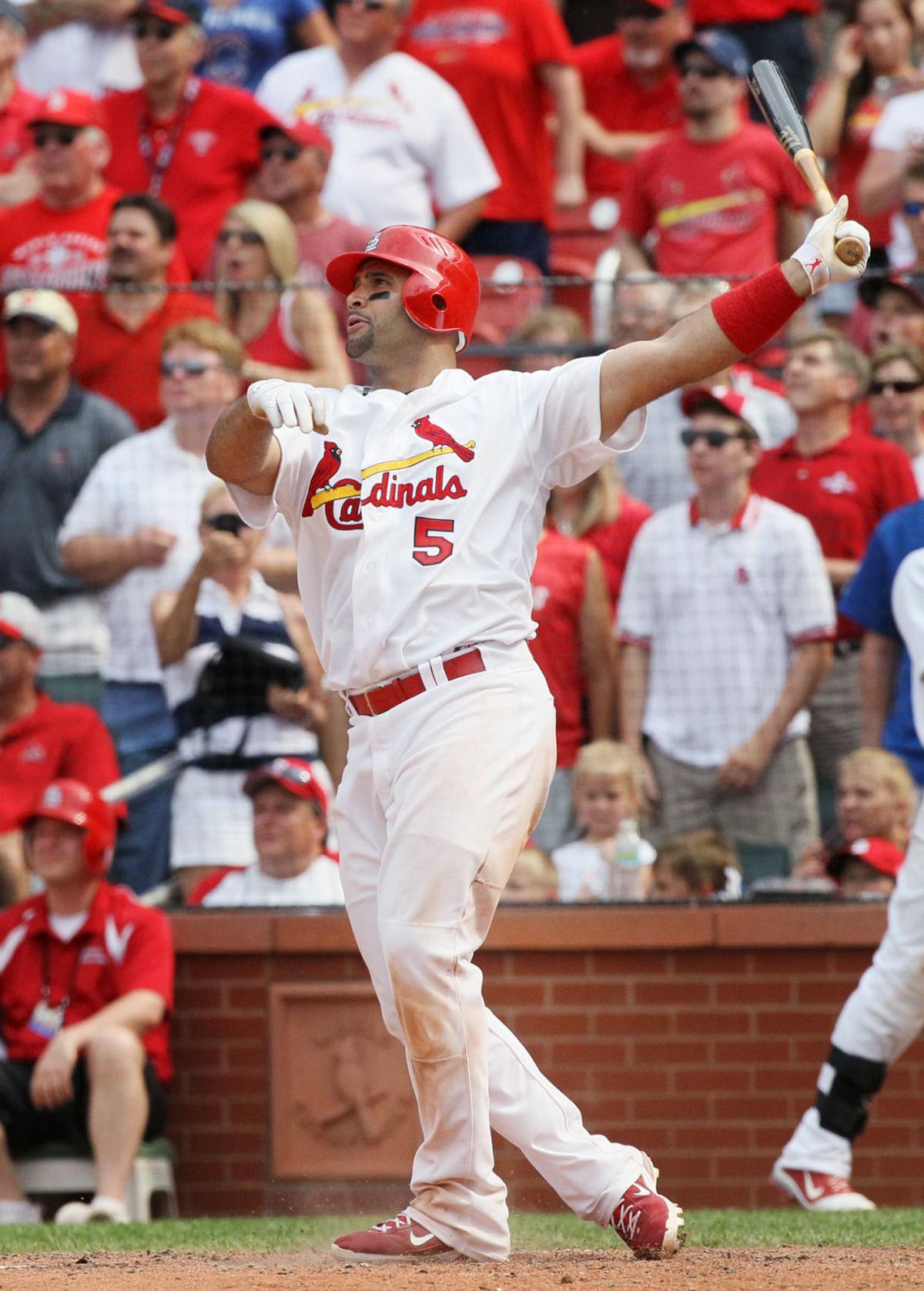 Cardinals 3, Cubs 2