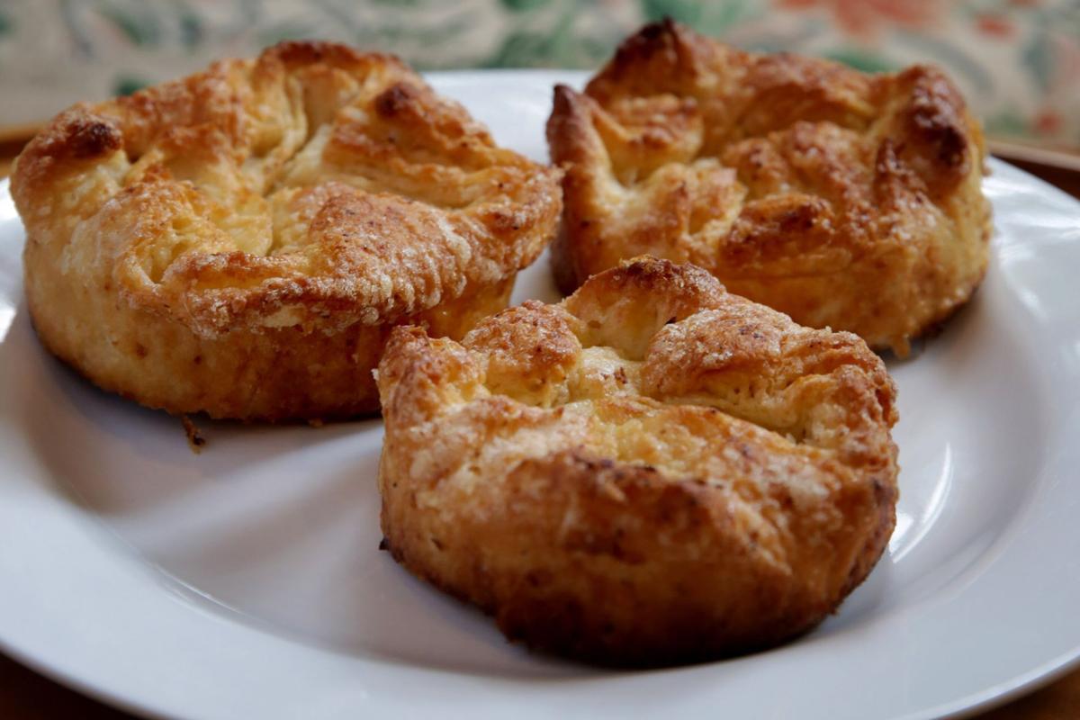 Kouign-amann pastry