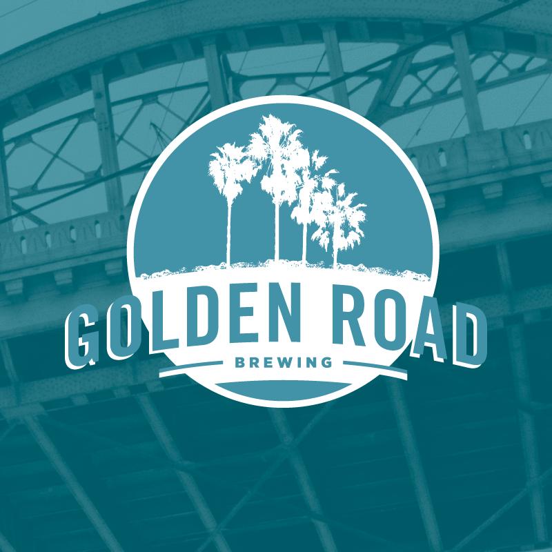 Golden Road Brewing logo
