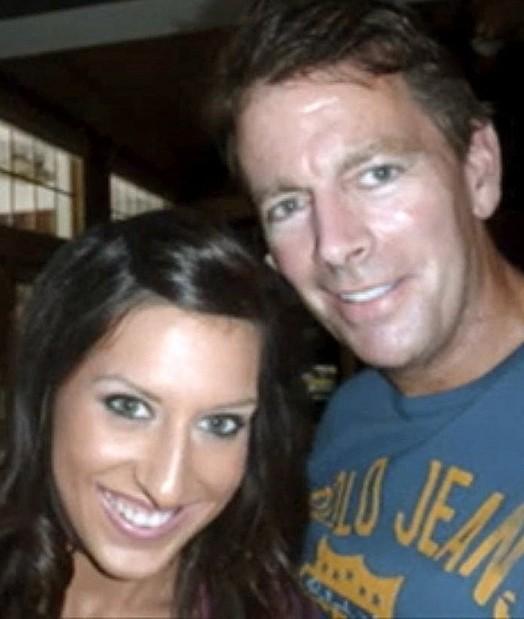 August Busch IV and Adrienne Martin