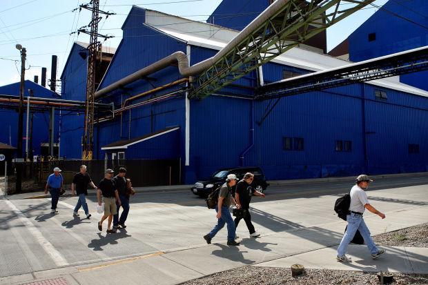 U S Steel Invoking Carnegie Legacy In Revival Plan Business