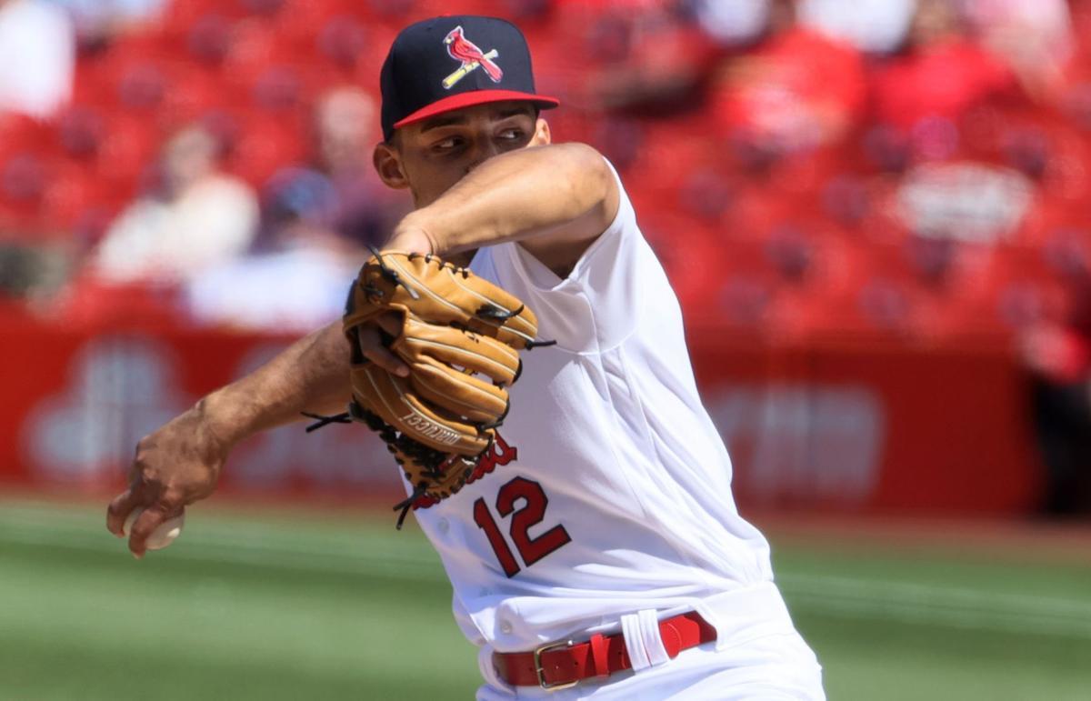 Cardinals 5, Reds 2